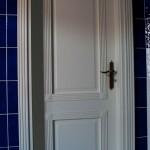 realizace interiérových dveří