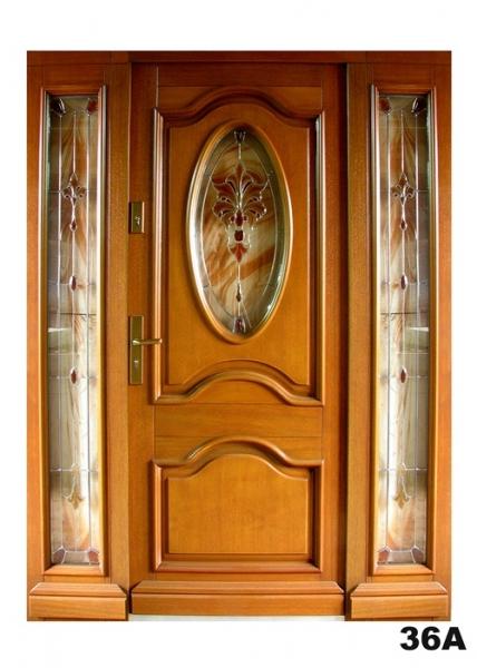 Vchodové dveře - model 36a
