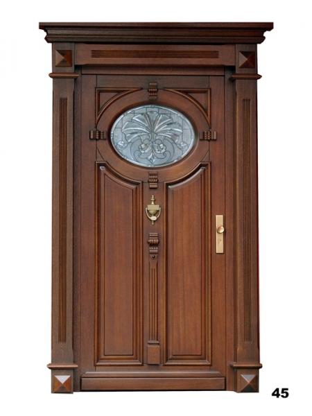 Vchodové dveře - model 45