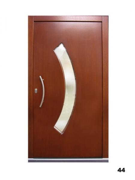 Vchodové dveře - model 44