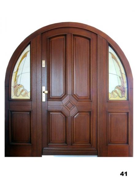 Vchodové dveře - model 41