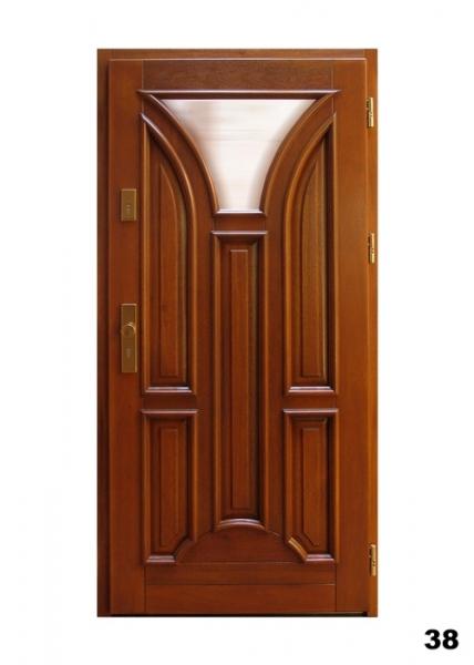 Vchodové dveře - model 38
