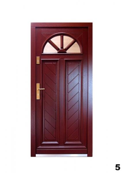 Vchodové dveře - model 5