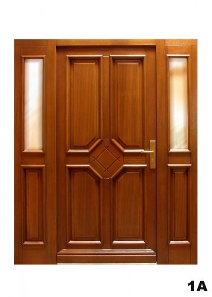 Vchodové dveře - model 1a