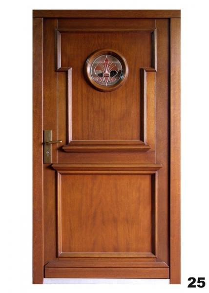 Vchodové dveře - model 25
