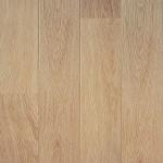 Podlahy Perspective - Bílé lakované dubové plaňky
