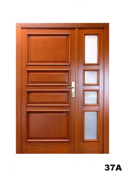 Vchodové dveře - model 37a