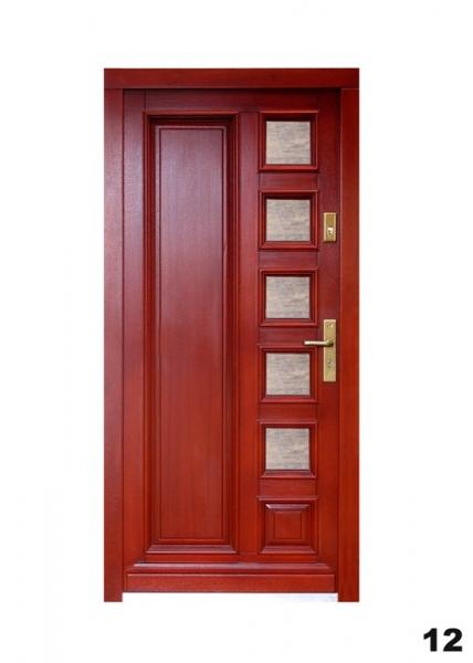 Vchodové dveře - model 12