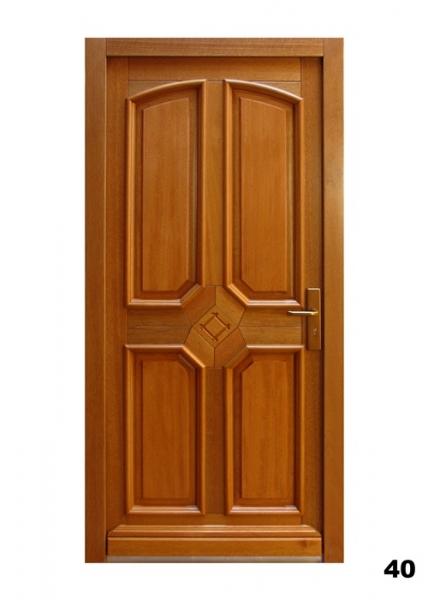 Vchodové dveře - model 40