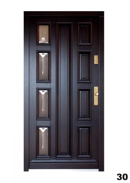 Vchodové dveře - model 30