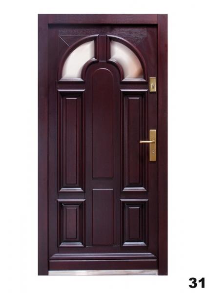 Vchodové dveře - model 31