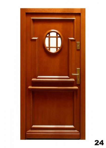 Vchodové dveře - model 24