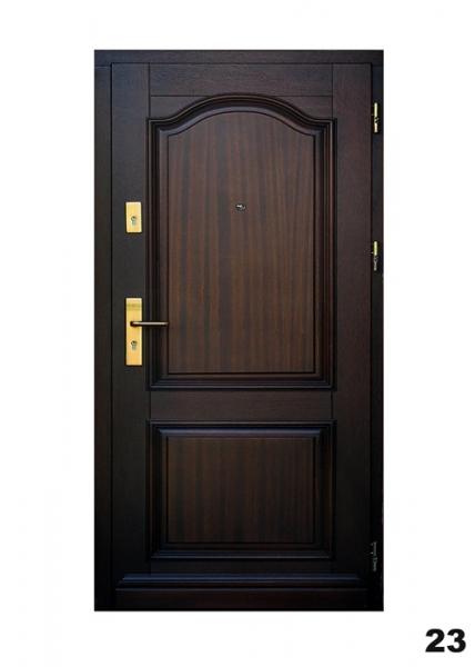 Vchodové dveře - model 23