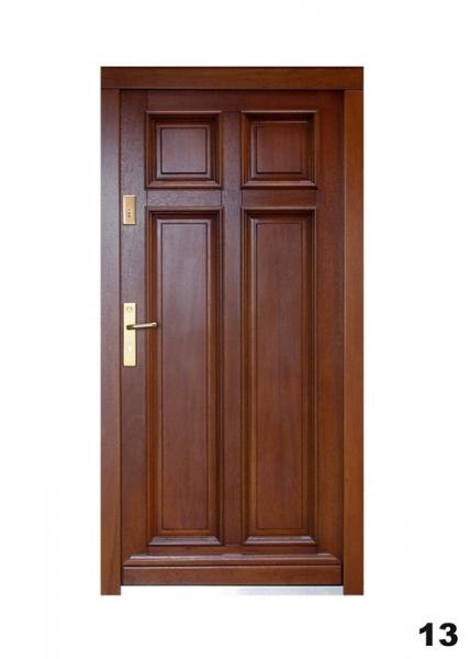 Vchodové dveře - model 13