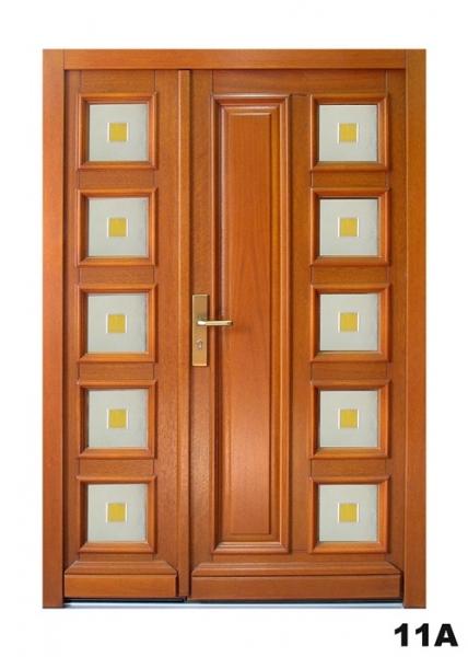 Vchodové dveře - model 11a
