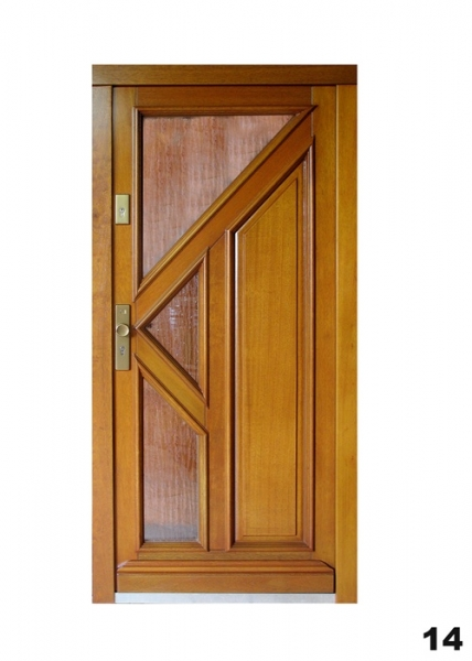 Vchodové dveře - model 14