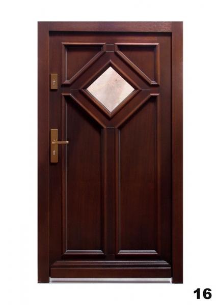 Vchodové dveře - model 16