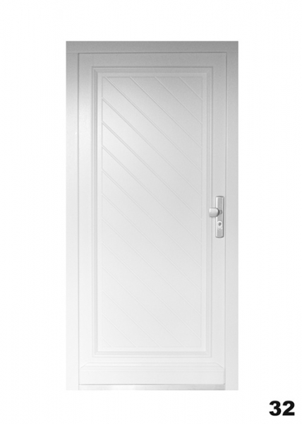 Vchodové dveře - model 32