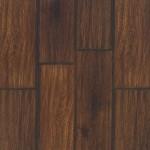 Podlahy Country - Tmavé lakované dubové plaňky
