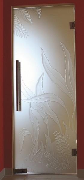 Skleněné dveře - model 25