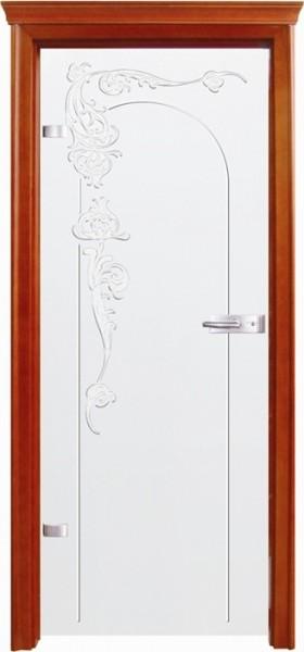 Skleněné dveře - model 9