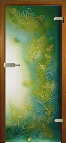 Skleněné dveře - model Giardino