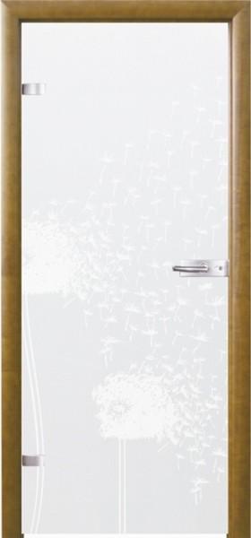 Skleněné dveře - model 4