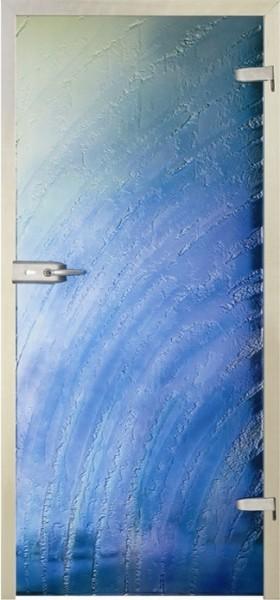 Skleněné dveře - model Cascade