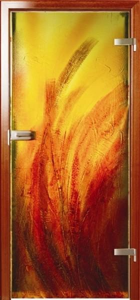 Skleněné dveře - model Castalia