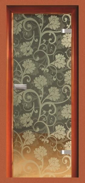 Skleněné dveře - model 24