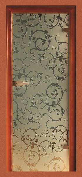 Skleněné dveře - model 26