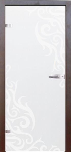 Skleněné dveře - model 3