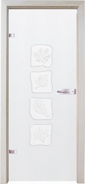 Skleněné dveře - model 8